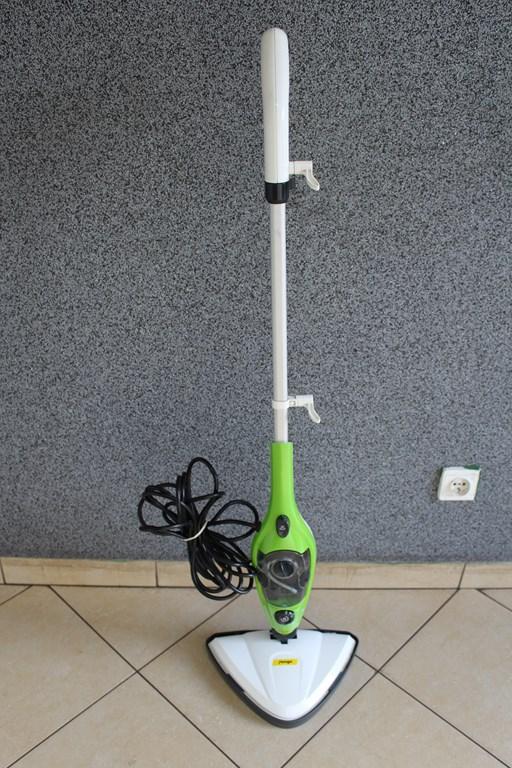 Bardzo dobra MOP PAROWY MANGO STAM CLEANER PW-007 + AKCESORIA - 7107446932 HG65