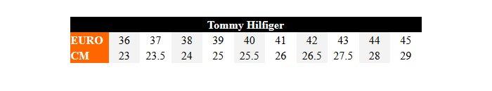 522e65562eea0 Tommy Hilfiger Buty HILTON 3F1 (38) Damskie - 7033644715 - oficjalne ...