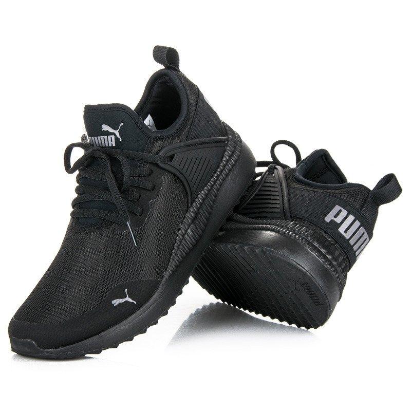 PUMA PACER NEXT CAGE 43 czarne sznurowanie obuwie