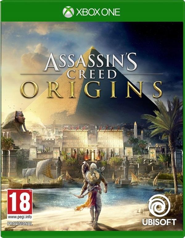 ASSASSIN'S CREED ORIGINS XBOX ONE UŻYWANA