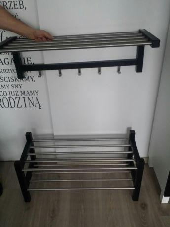 Pólka Szafka Na Buty Wieszak Ikea Przedpokój 7161781913
