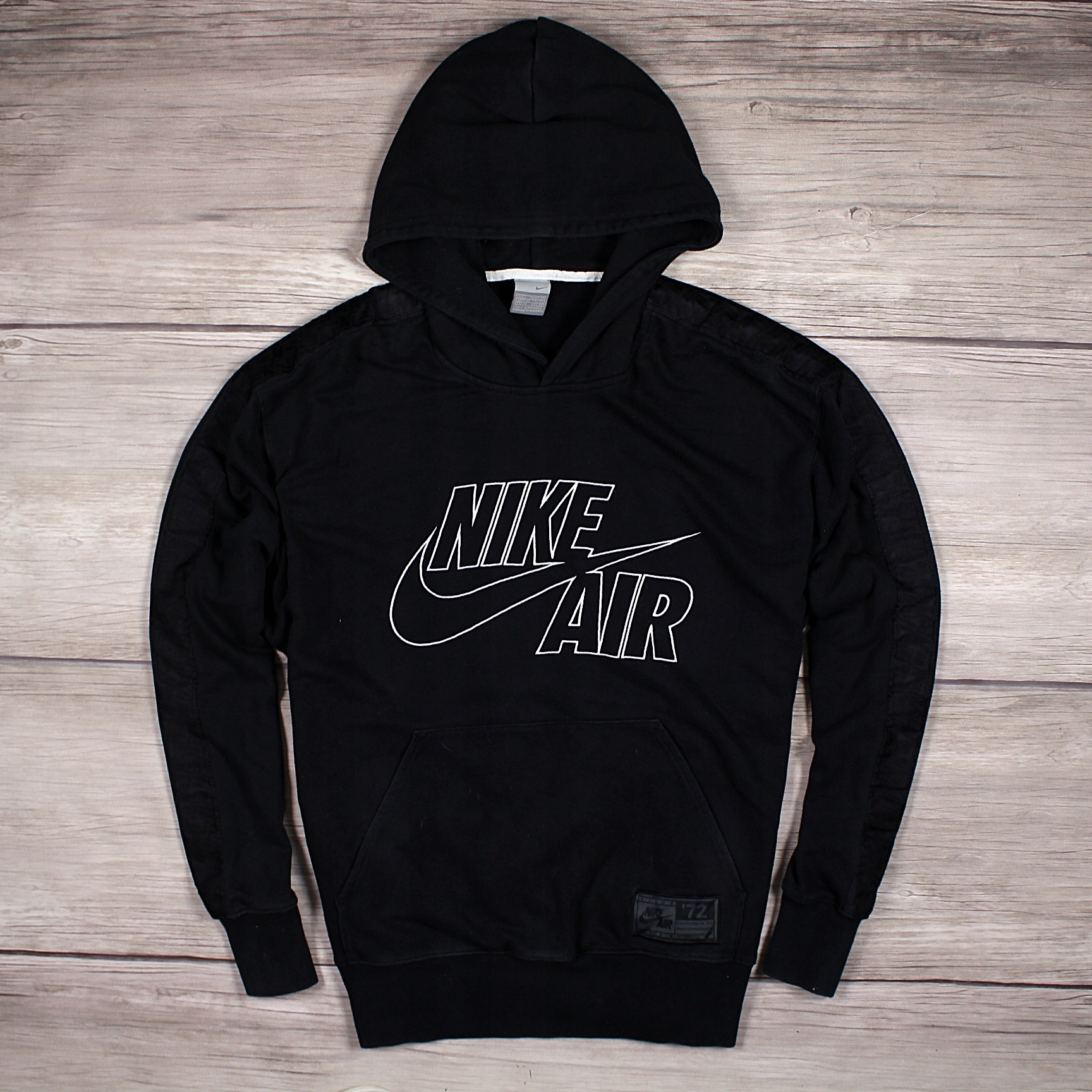 bardzo tanie najtańszy bliżej na NIKE AIR MAX 72 Bluza Męska Logowana Big Logo _ L