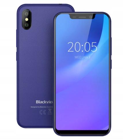 Blackview A30 2GB/16GB sklep wwa wys pl niebieski