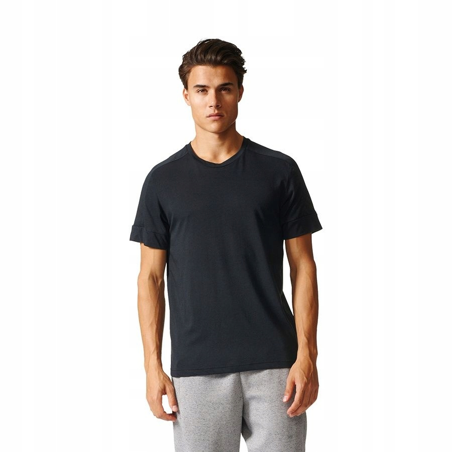Koszulka adidas ID Stadium Tee S98714 XL czarny