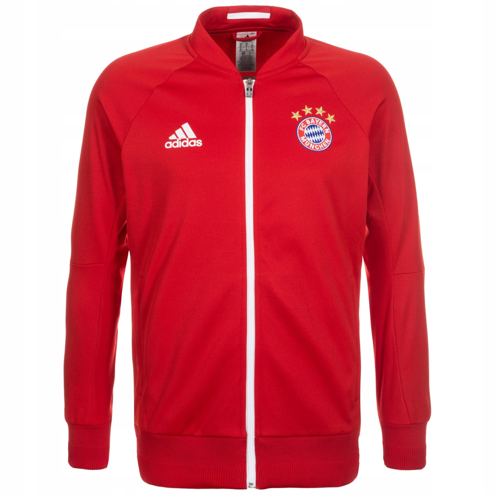 2064e9ece FC Bayern Monachium Adidas Anthem Jacket Bluza L - 7558823971 ...