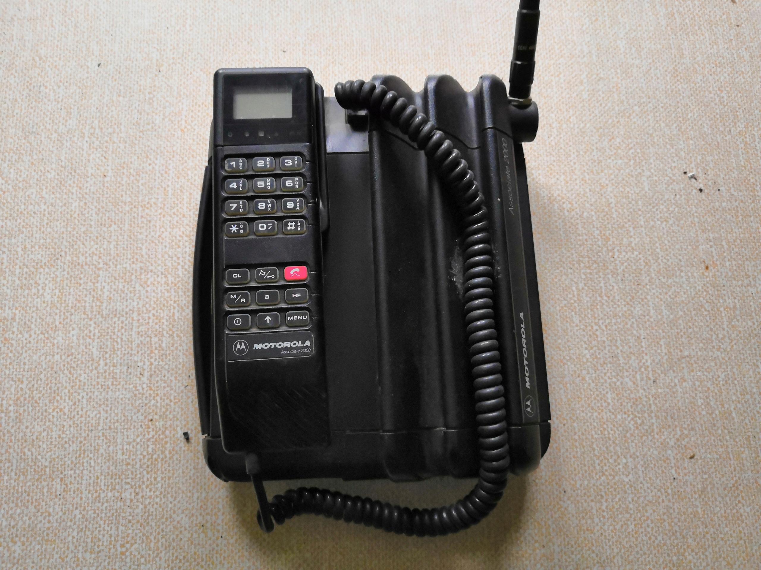 Aktualne Motorola associate 2000 Retro ! - 7692695043 - oficjalne archiwum QY95