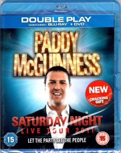 (BLU-RAY+DVD) PADDY McGUINNESS Saturday Night Live