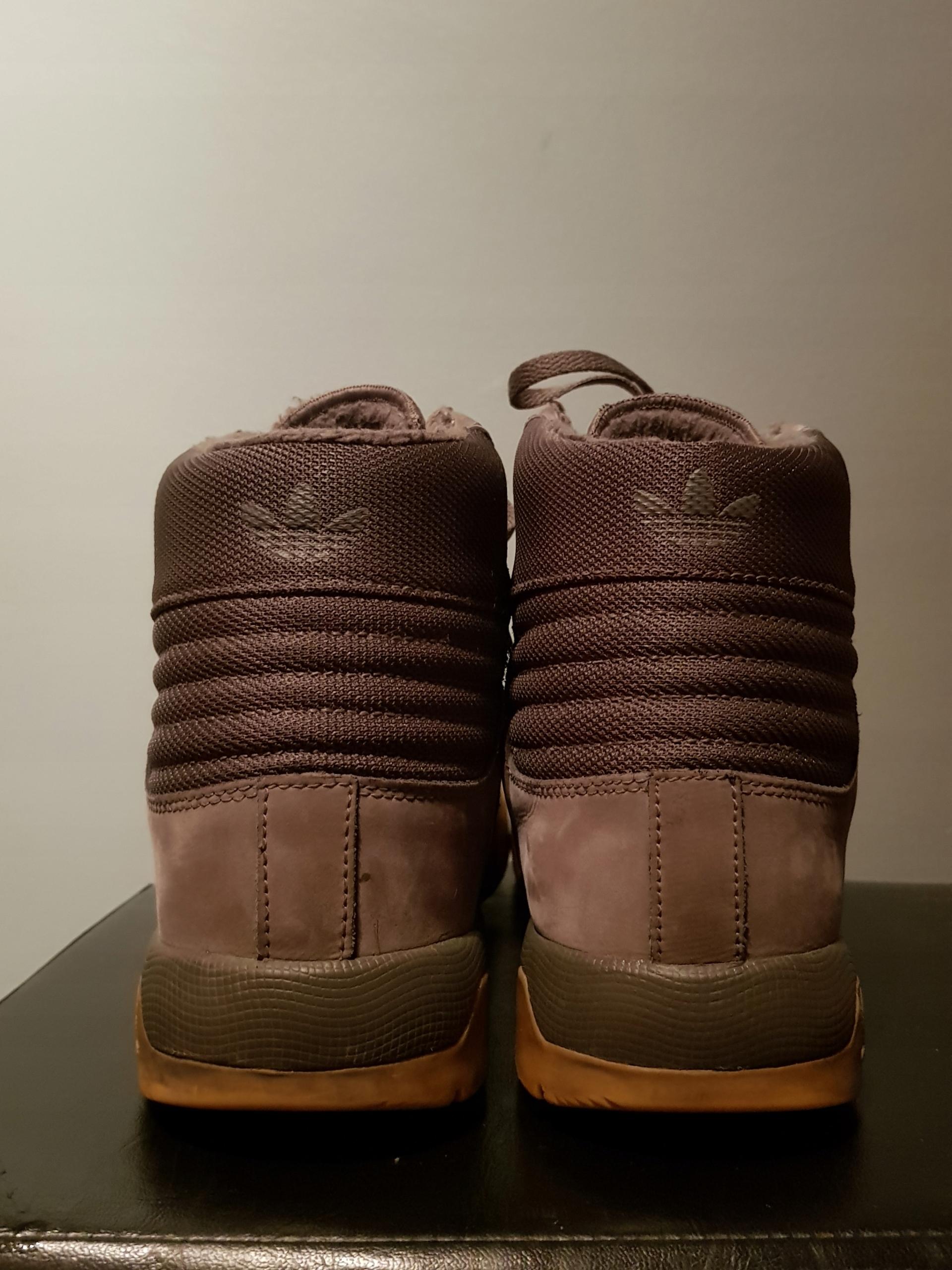Buty zimowe Adidas UPTOWN TD 7640694924 oficjalne