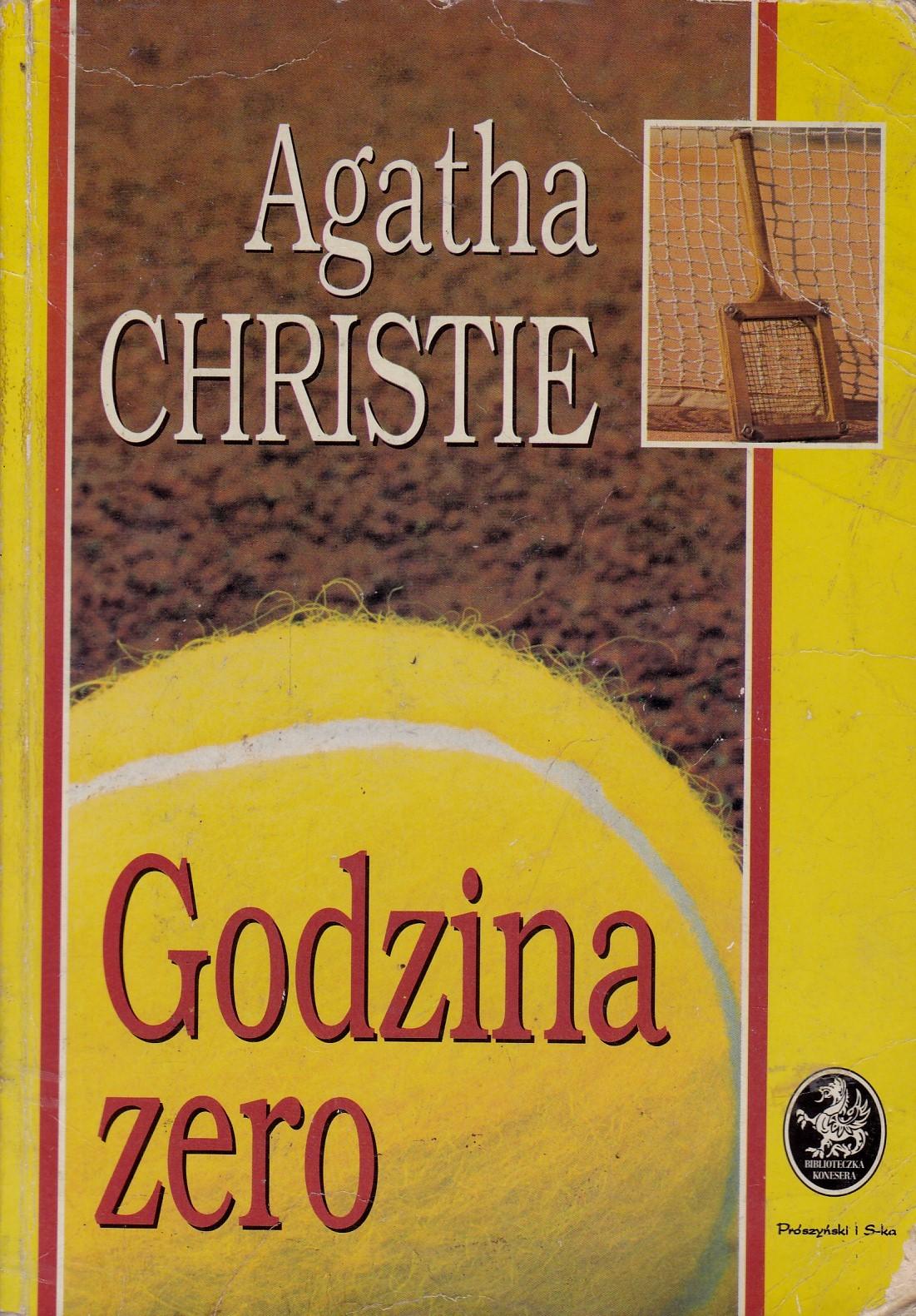 Znalezione obrazy dla zapytania Agatha Christie : Godzina zero