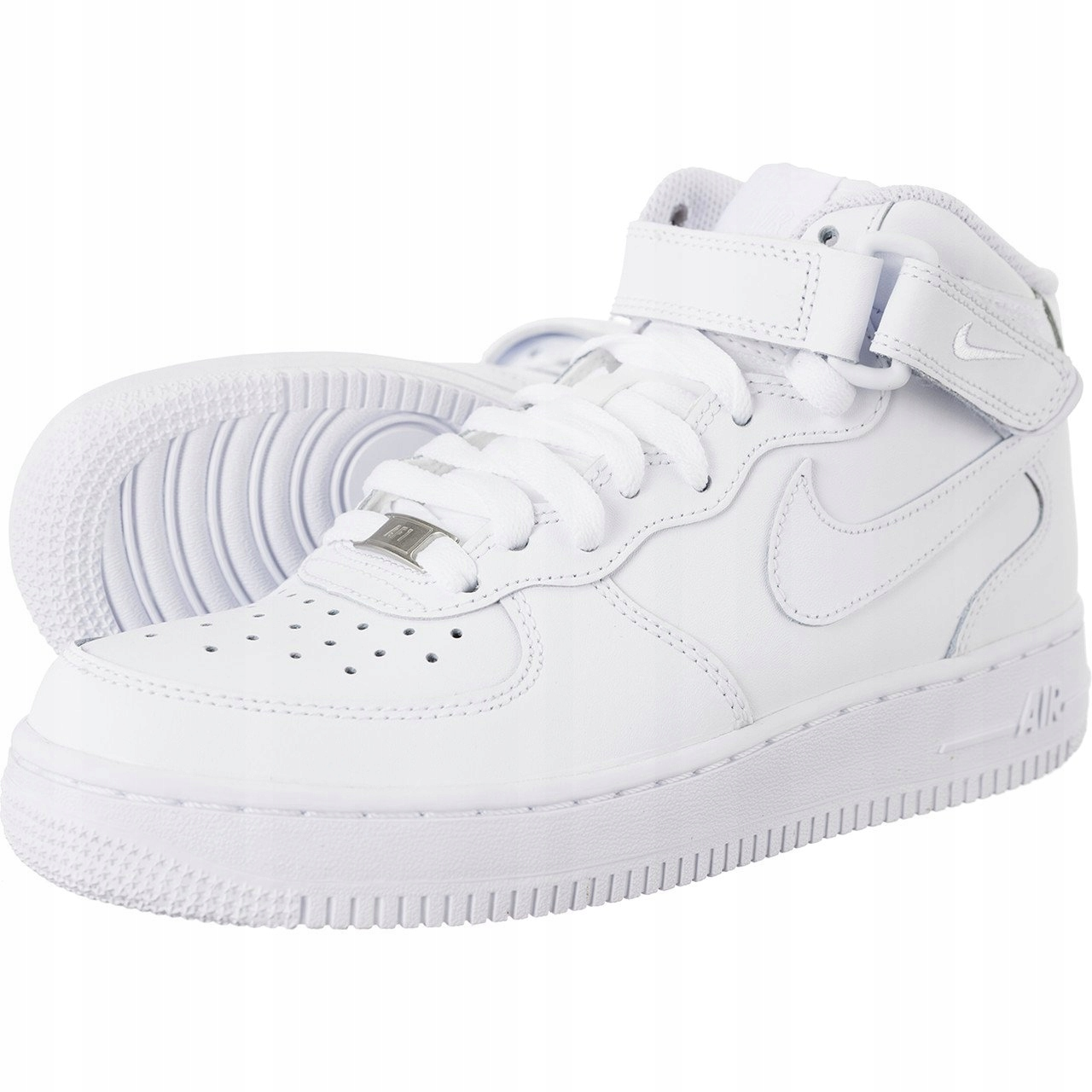 Kids Casual Shoes : Buty Nike Air Force 1 High LV8 2 JR