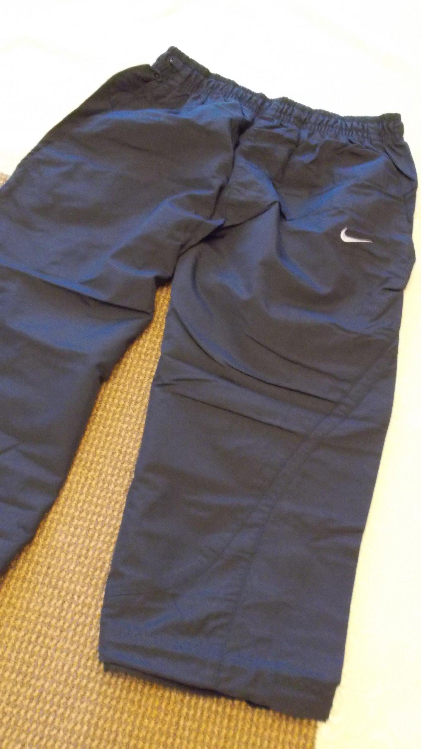 U Spodnie Dresowe legginsy getry Adidas ML z USA