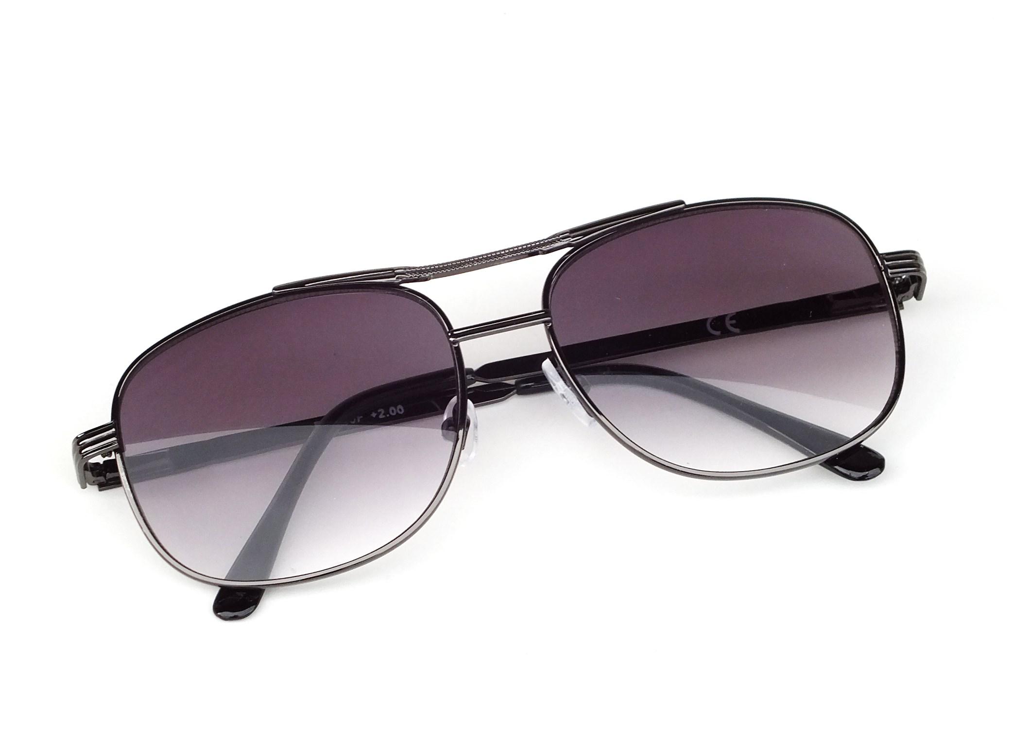 7fd02bde99038 Okulary PRZYCIEMNIANE korekcyjne Minusy 3,50 RG130 - 7210043087 ...