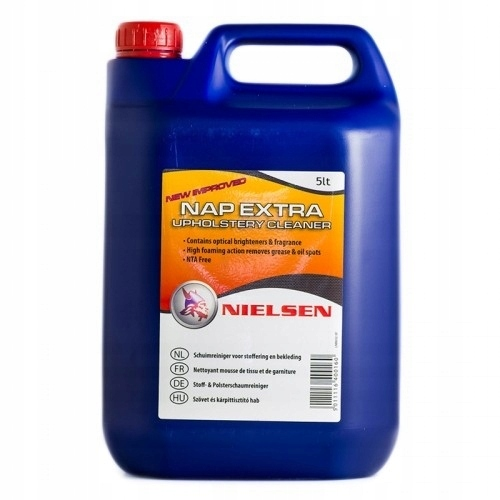Nielsen Nap Extra środek do prania tapicerki 5l