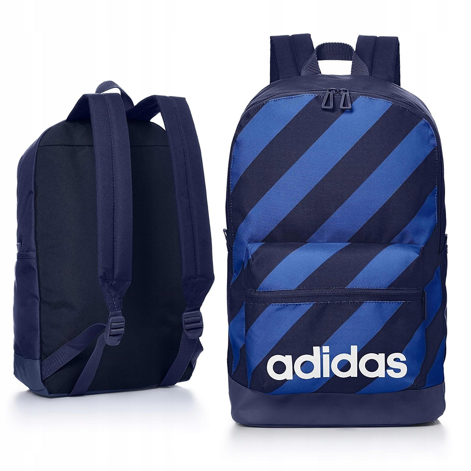 335350526 Plecak Adidas DM6123 Trening worek szkolny Sportow - 7648500345 ...
