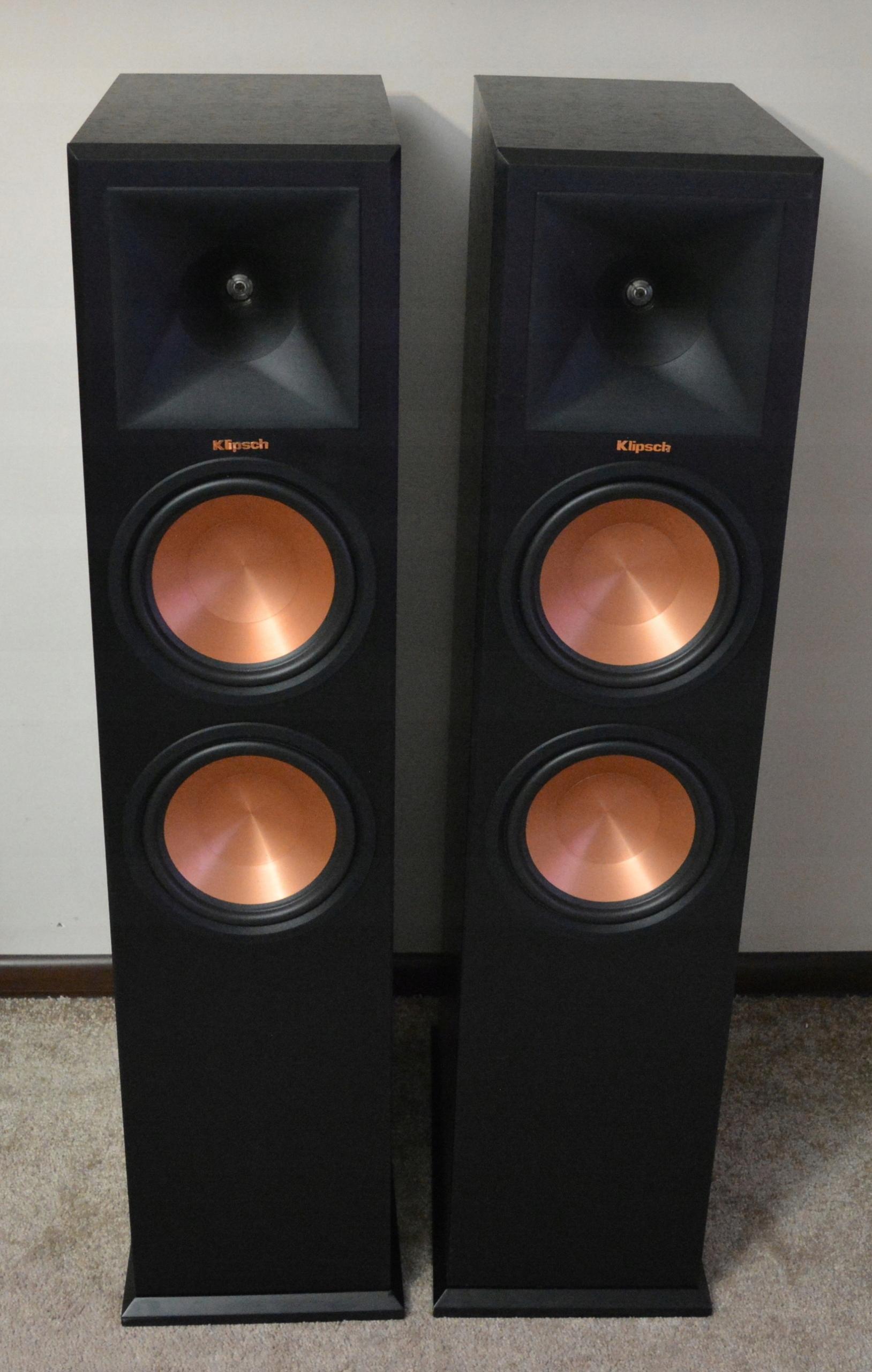 KLIPSCH RP-280F + RP-450C + RP-160M