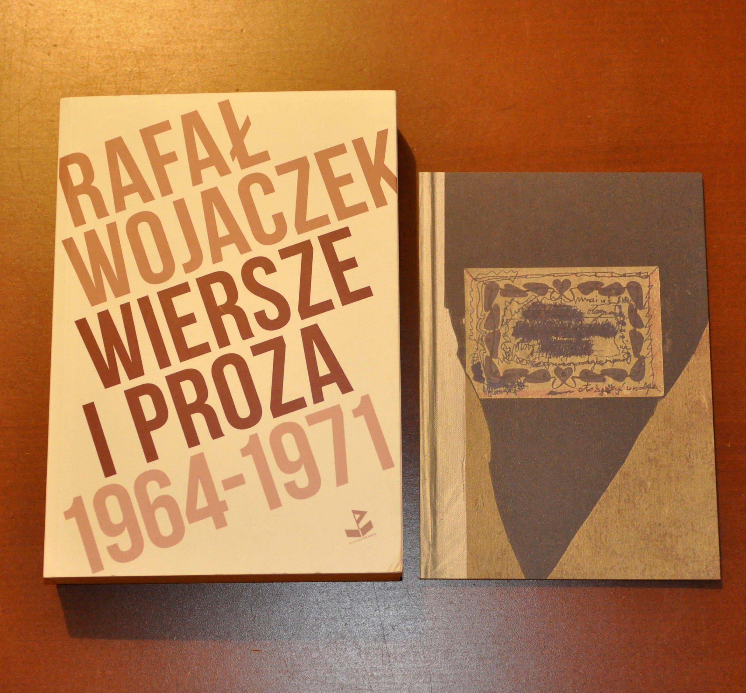 Rafał Wojaczek Wiersze I Proza 1964 1971 7147269555