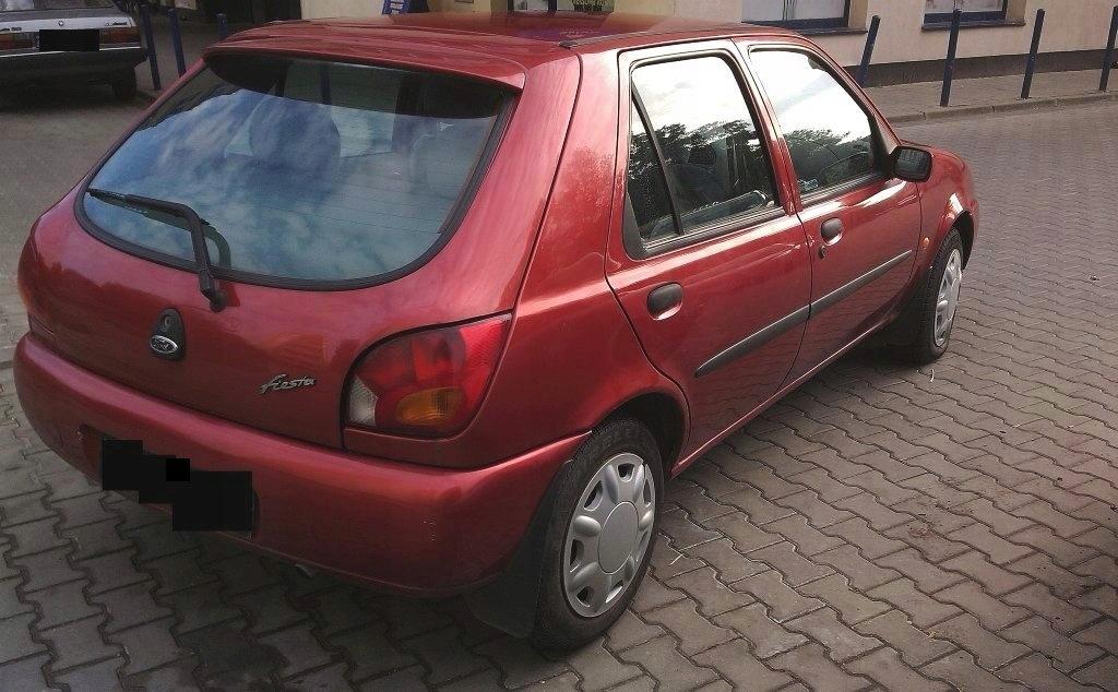 Ford Fiesta 1szy właściciel regularnie serwisowany