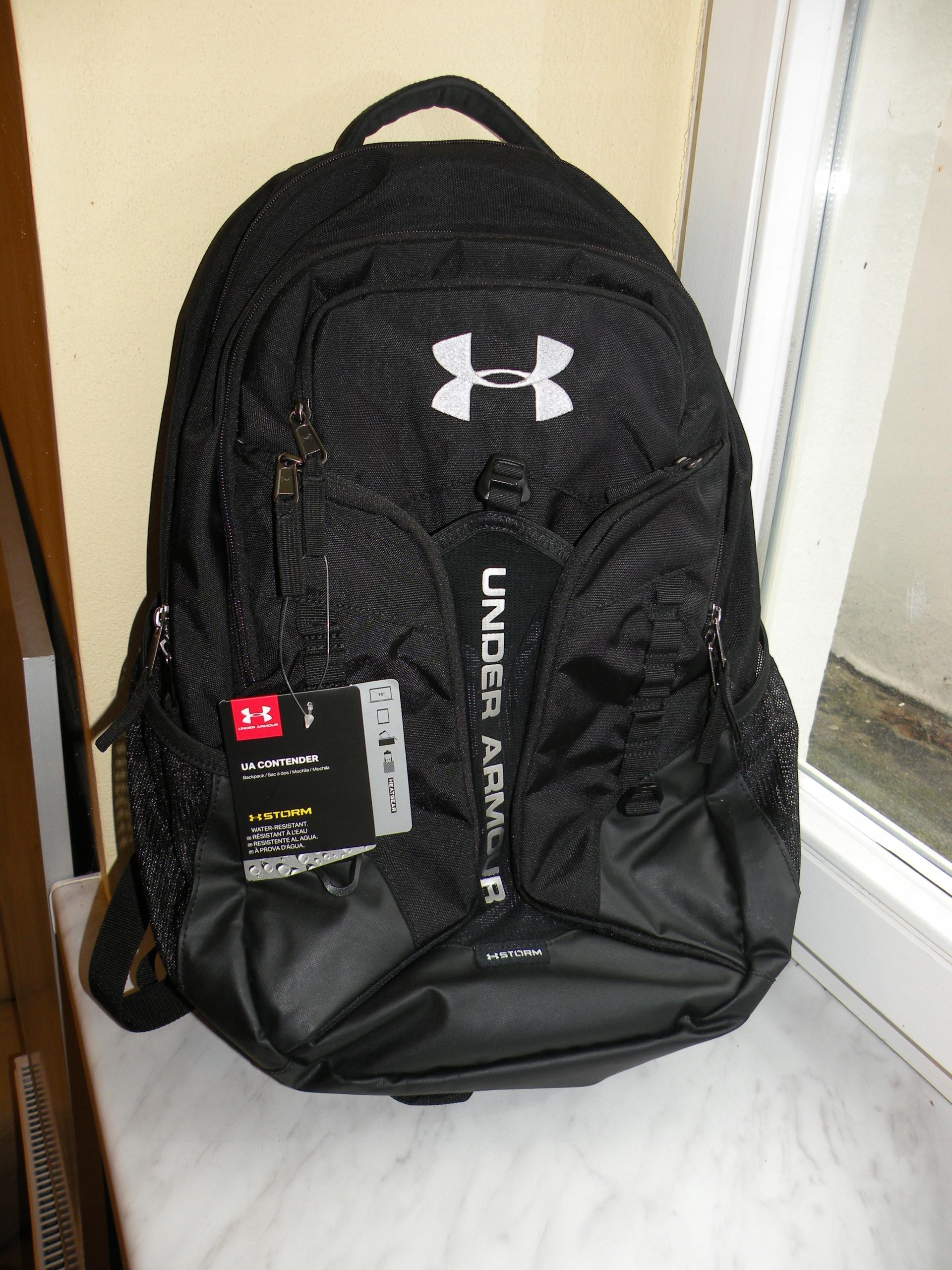 a67030a4caa55 Plecak sportowy UA Contender Backpack 34L - 7686356788 - oficjalne ...