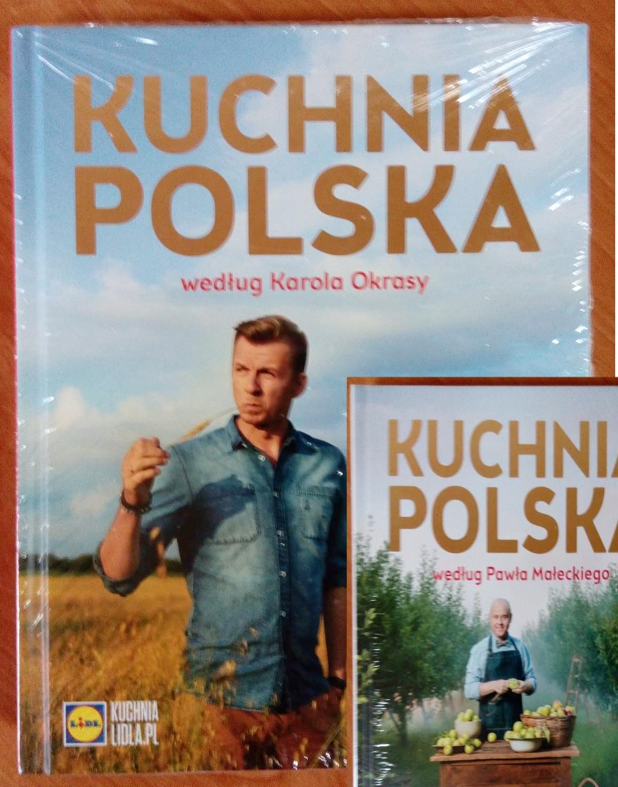 Nowa Kuchnia Polska Słona Słodka Kuchnia Lidla 7088212579