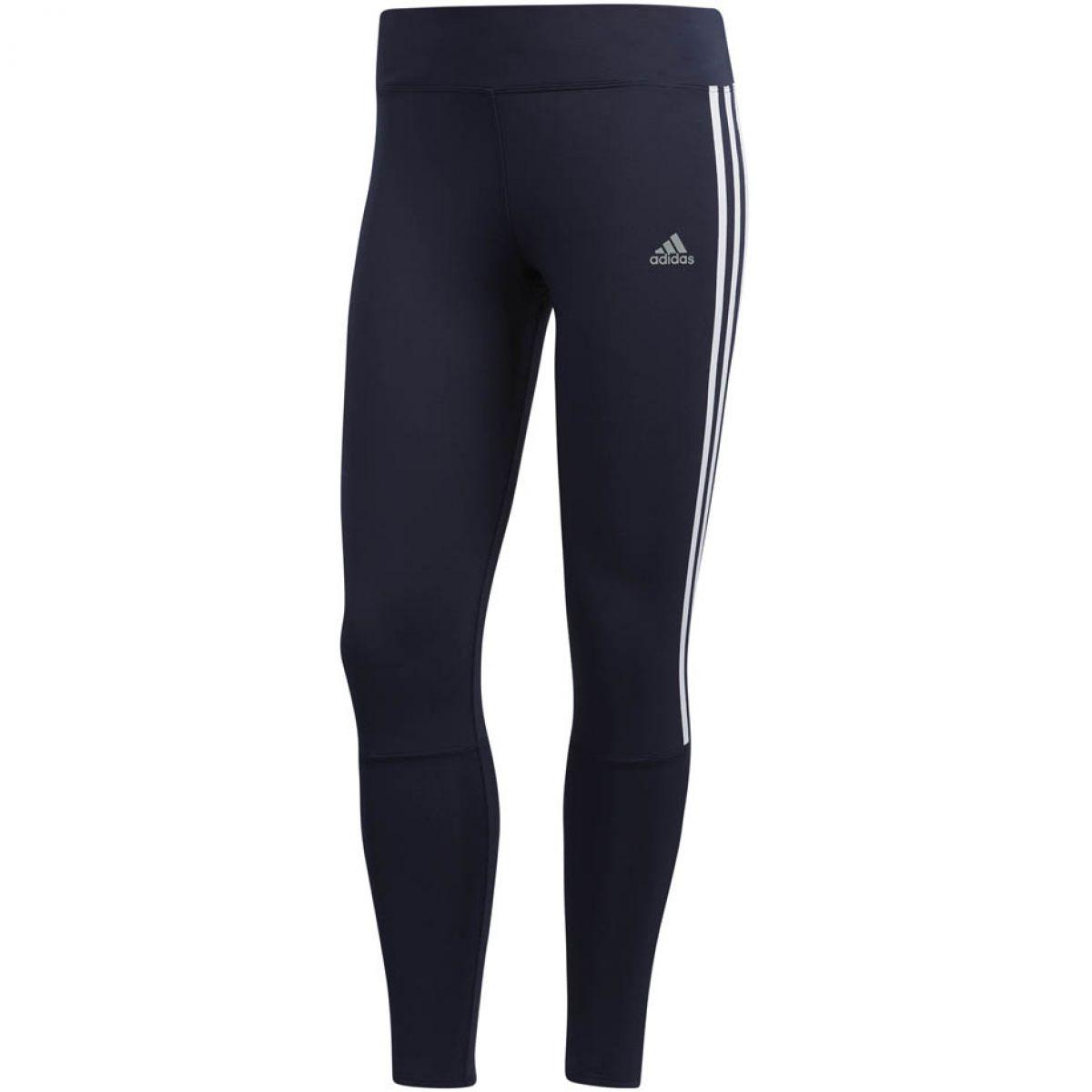 Spodnie biegowe adidas Run 3S Tight W DQ2590 XS