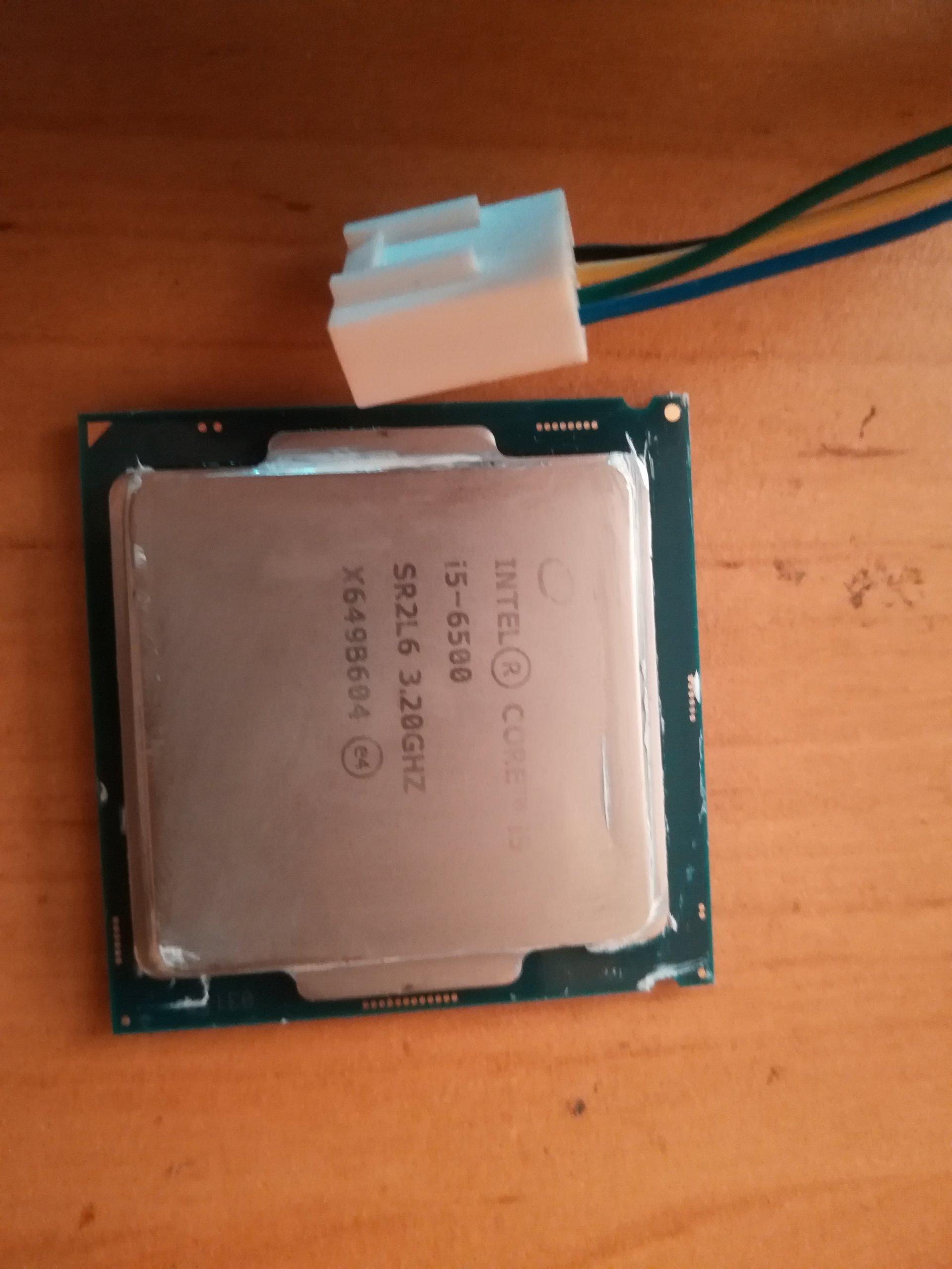 Intel Core I5 6500 4x36ghz Box Lga 1151 7384065066 Oficjalne Processor 6600k 35 Socket