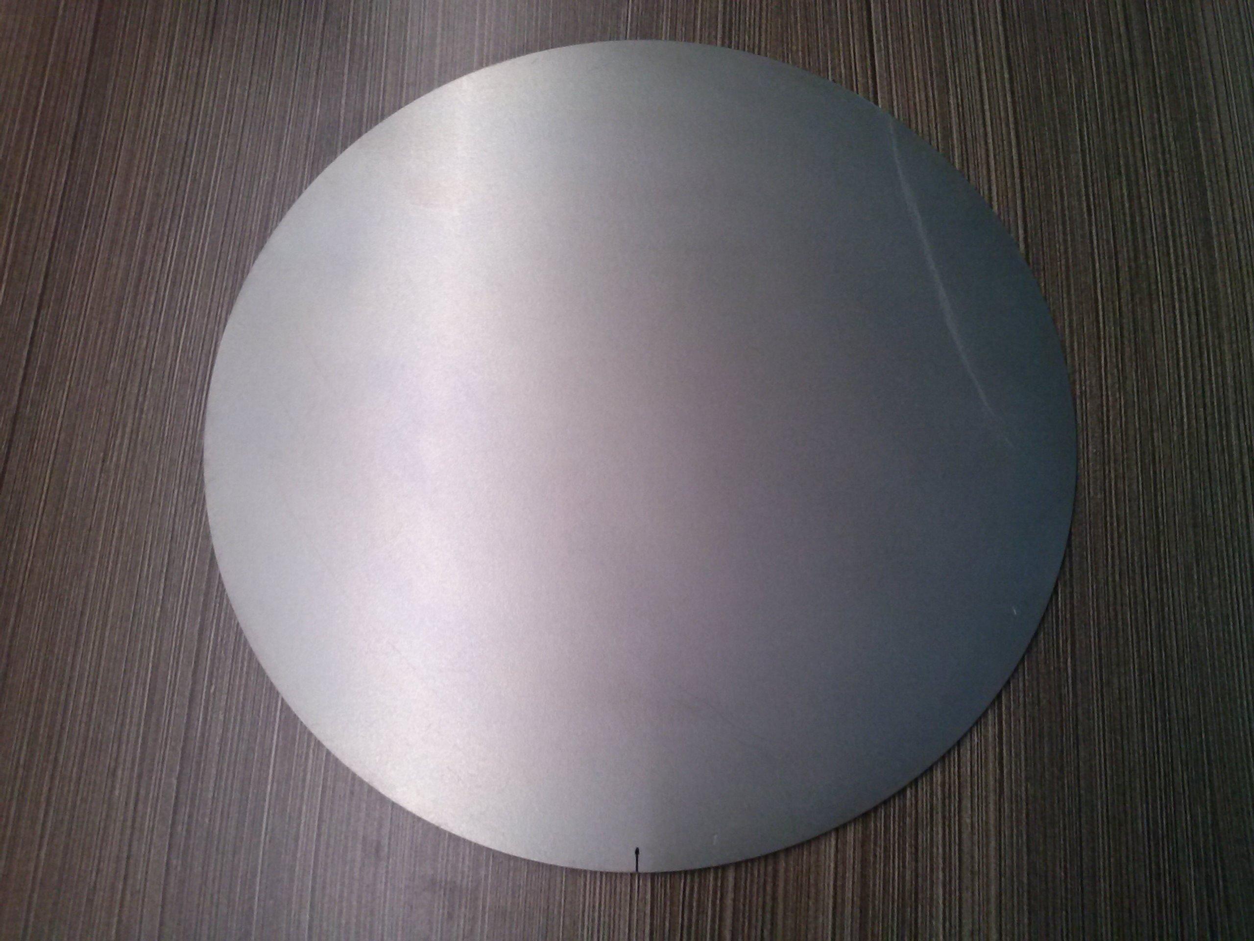 BLACHA STALOWA -- KOŁO fi   193 mm     gr. 3 mm