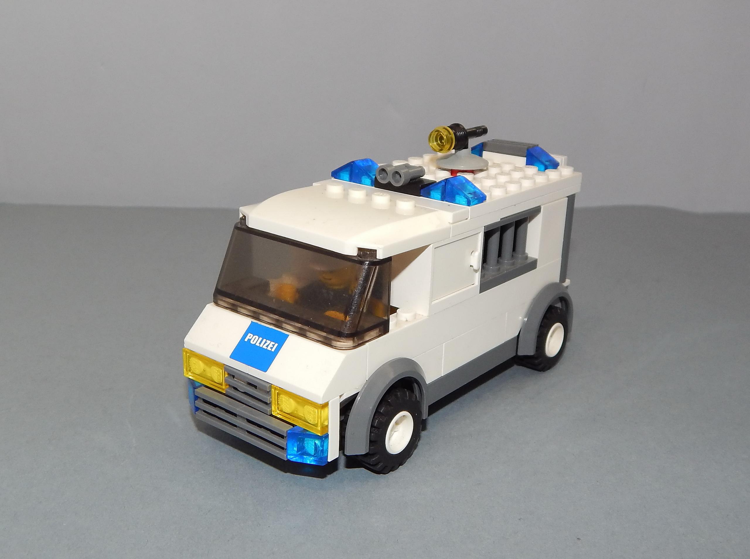 Lego City Konwój Policji Nr 7245 7408723955 Oficjalne Archiwum