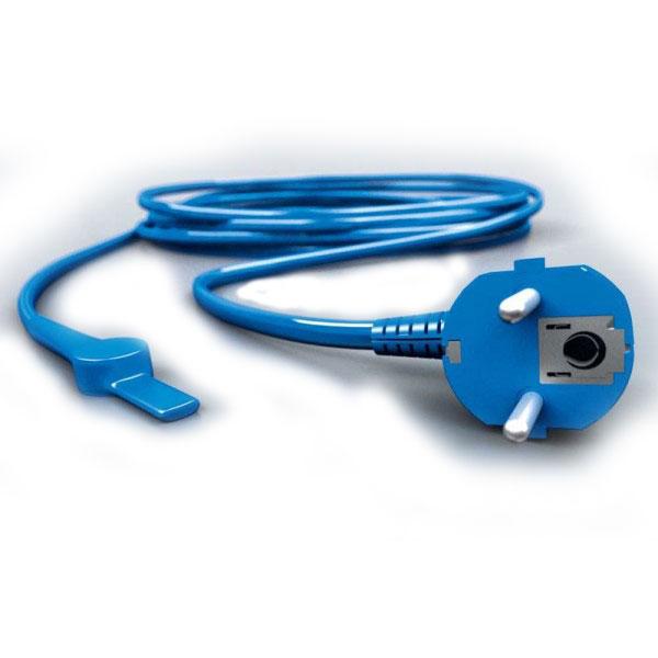 Kable grzewcze do rur z termostatem - 40W - 4m 9mm