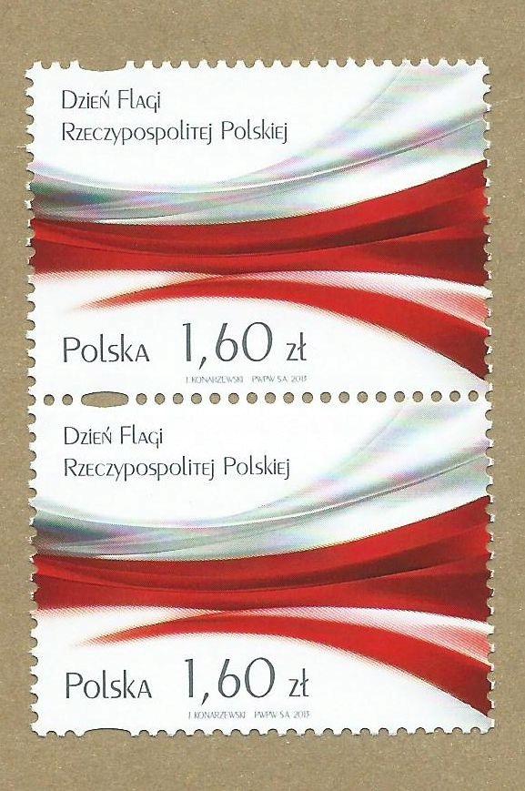 Fi 4456 ** PARKA PIONOWA - Dzień Flagi