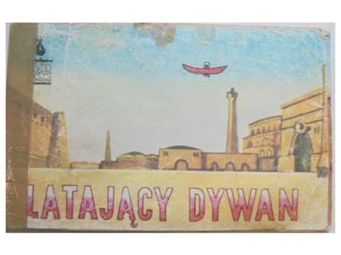 Latający Dywan Bajka Filmowa Awołkow 1990 7038611495