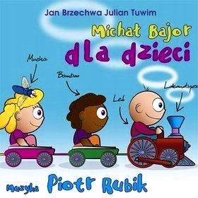 BAJOR MICHAŁ Piosenki Dla Dzieci BRZECHWA Rubik !!