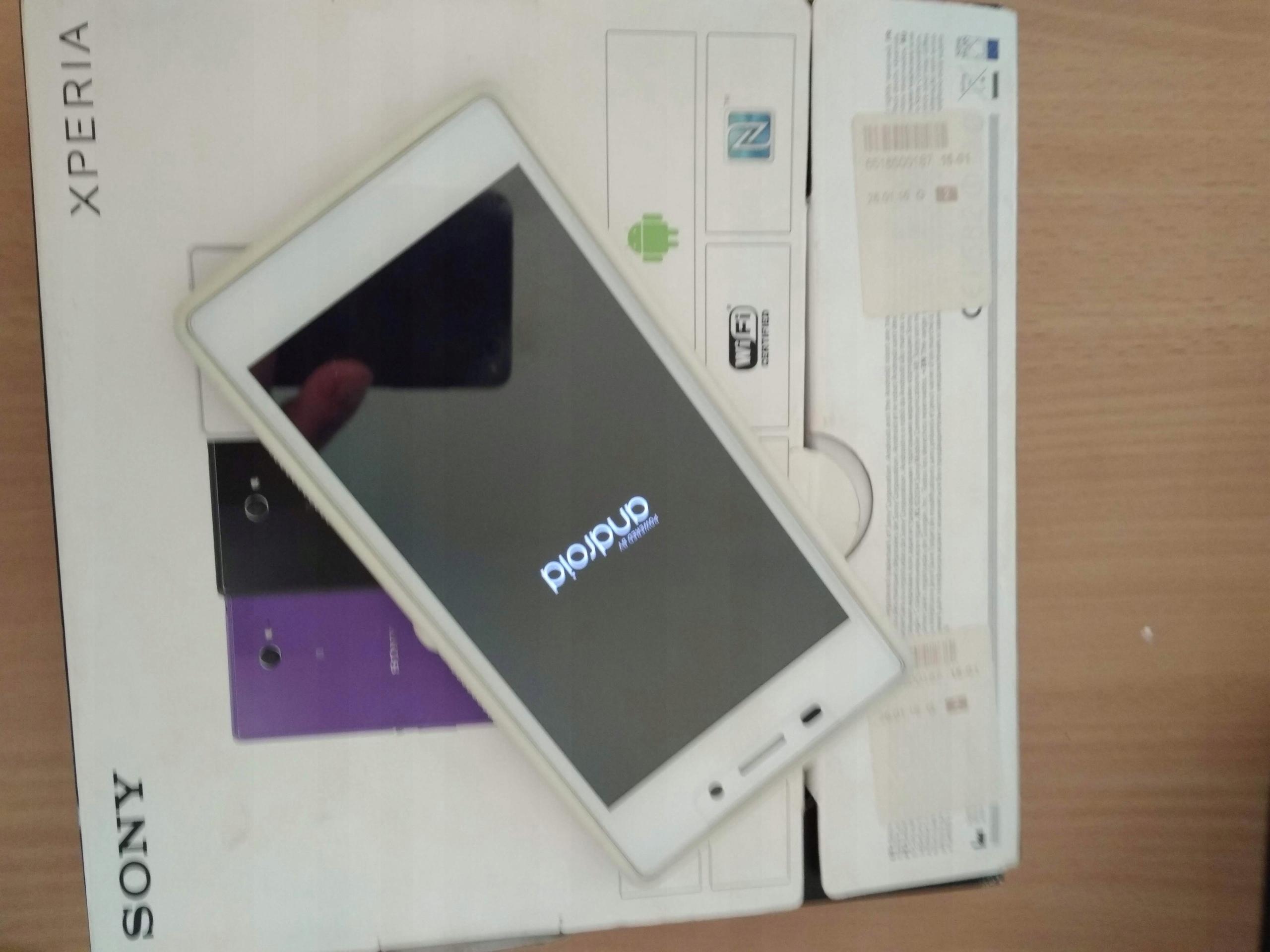 Sony Xperia M2 D2303 Uszkodzony Czytnik Kart Sim 7521351513
