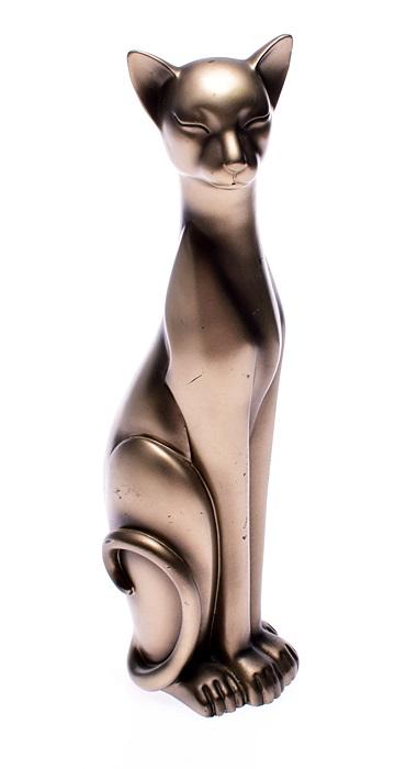 4875 87 Mm Figurka Orientalna Egipski Kot 26cm 7344296624
