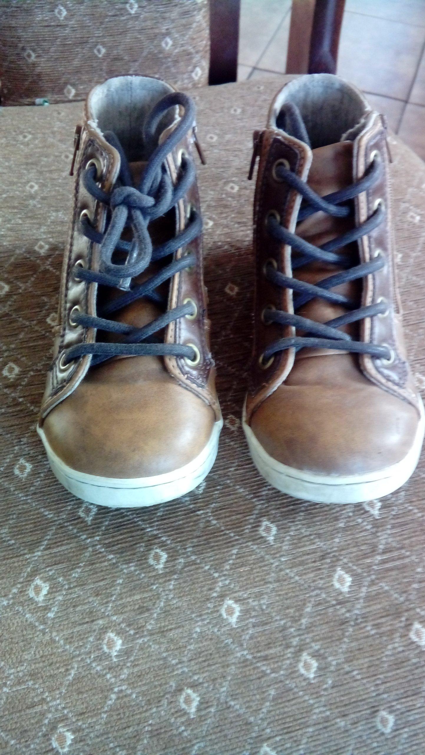 trzewiki botki 25 jesienne buciki buty 15,5 BEPPI