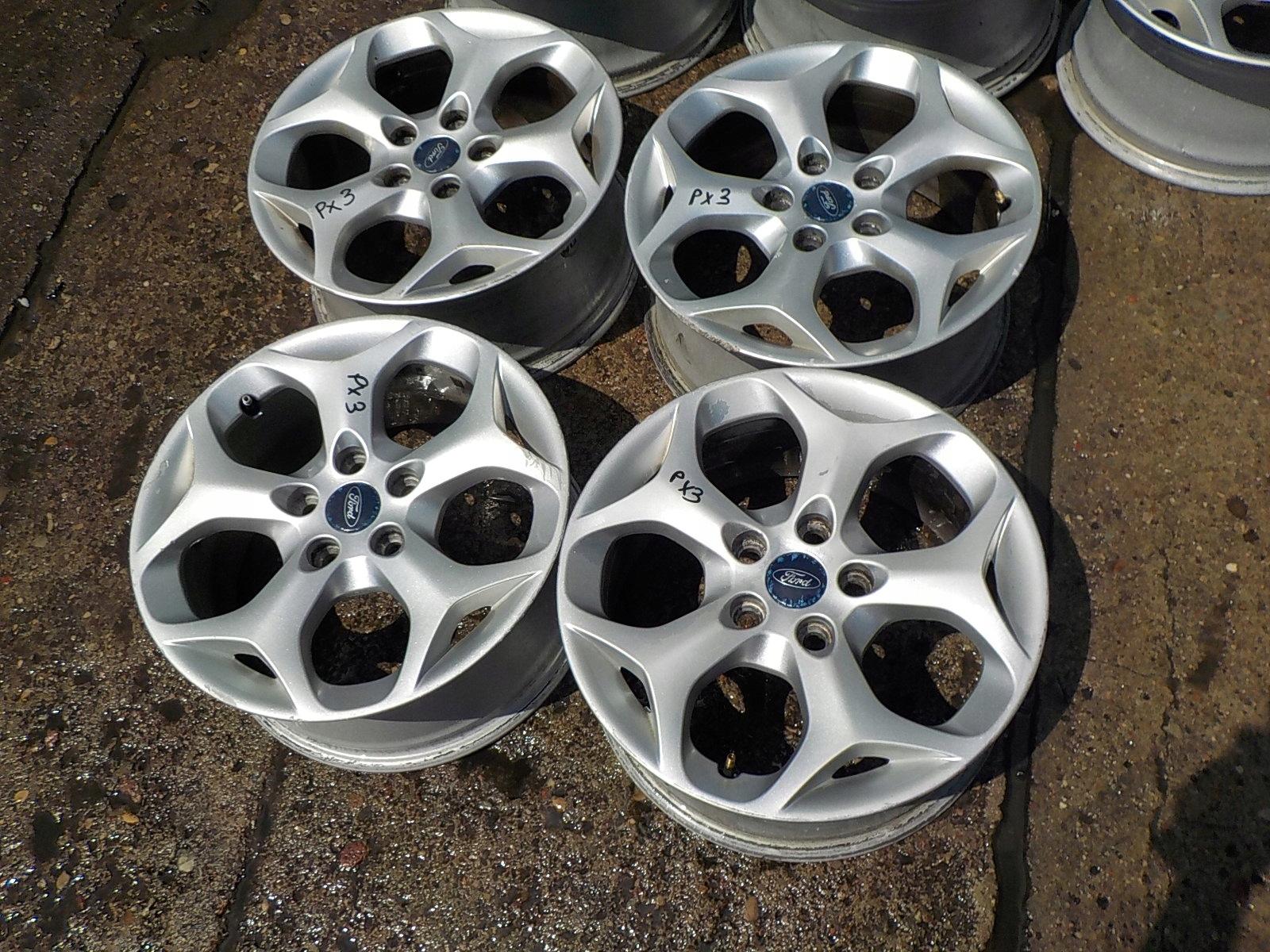 Ford Focus Mk3 C Max Mk2 Felgi Aluminiowe 16 5x108 7443553840