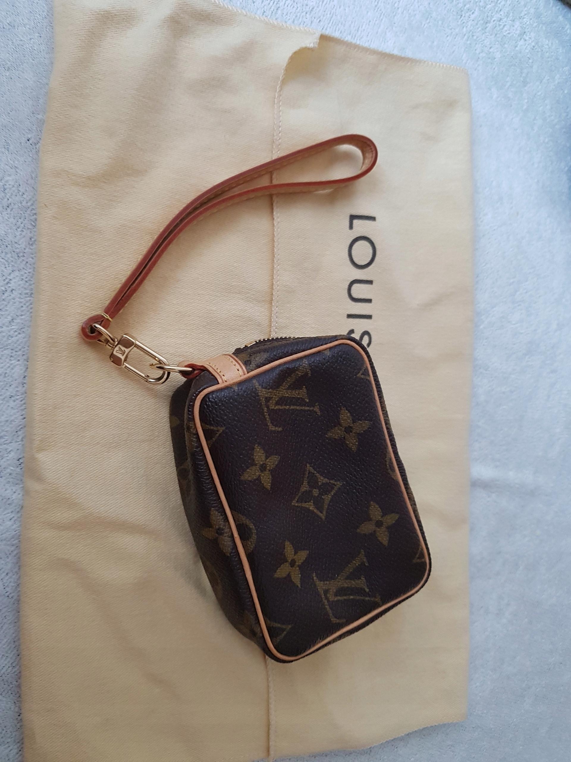 e2253d65f808e Louis Vuitton Torebka saszetka portfel 100%orygina - 7584334761 ...