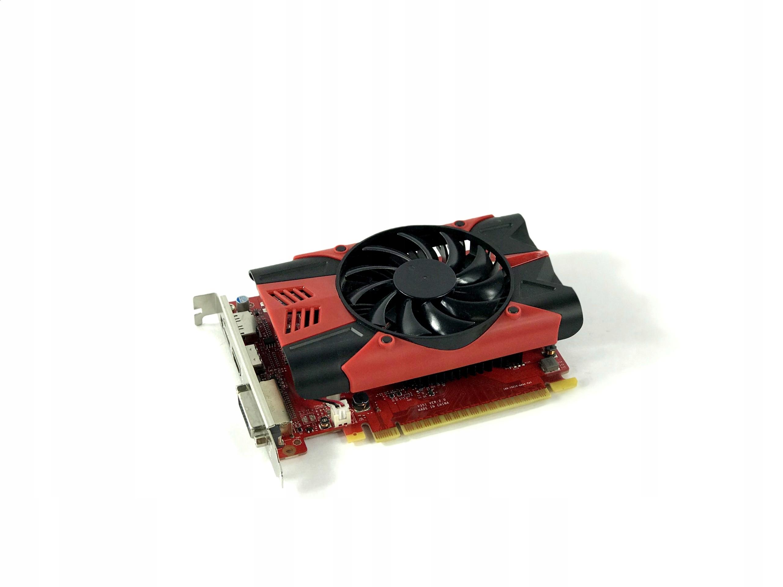 WYPRZEDAŻ!!! KARTA GEFORCE GTX1050Ti 4GB DVI HDMI