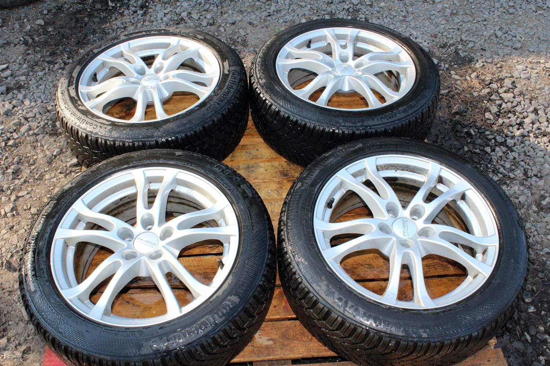 Alufelgi 5x112 Opony Zimowe 2255017 Continental 6984574748