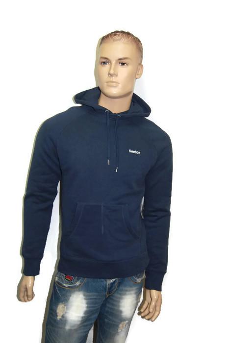 Reebok dres damski AY2055 niebieski czarny L XL