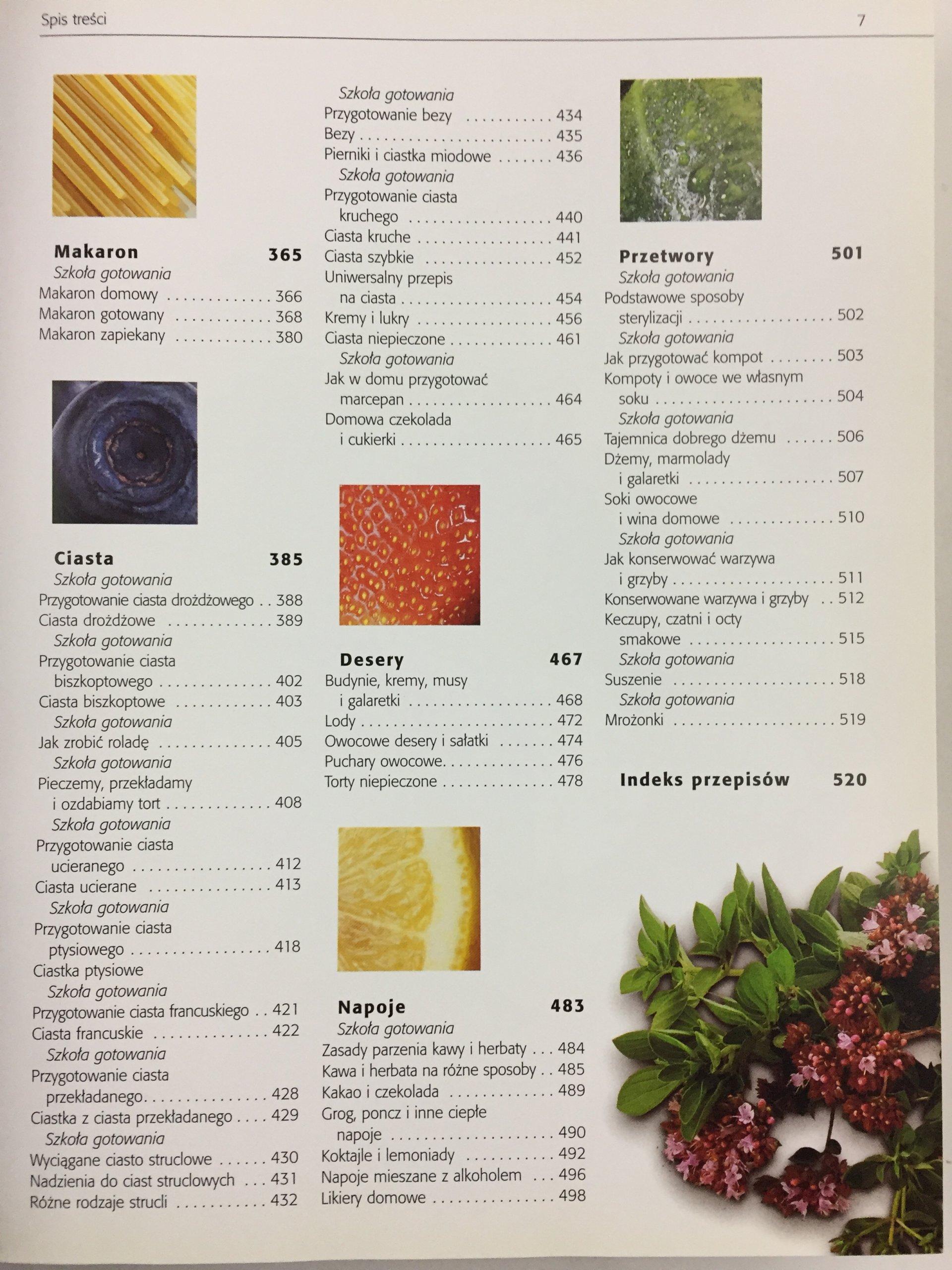 Współczesna Kuchnia Domowa Nodl Mandzukowa Bdb