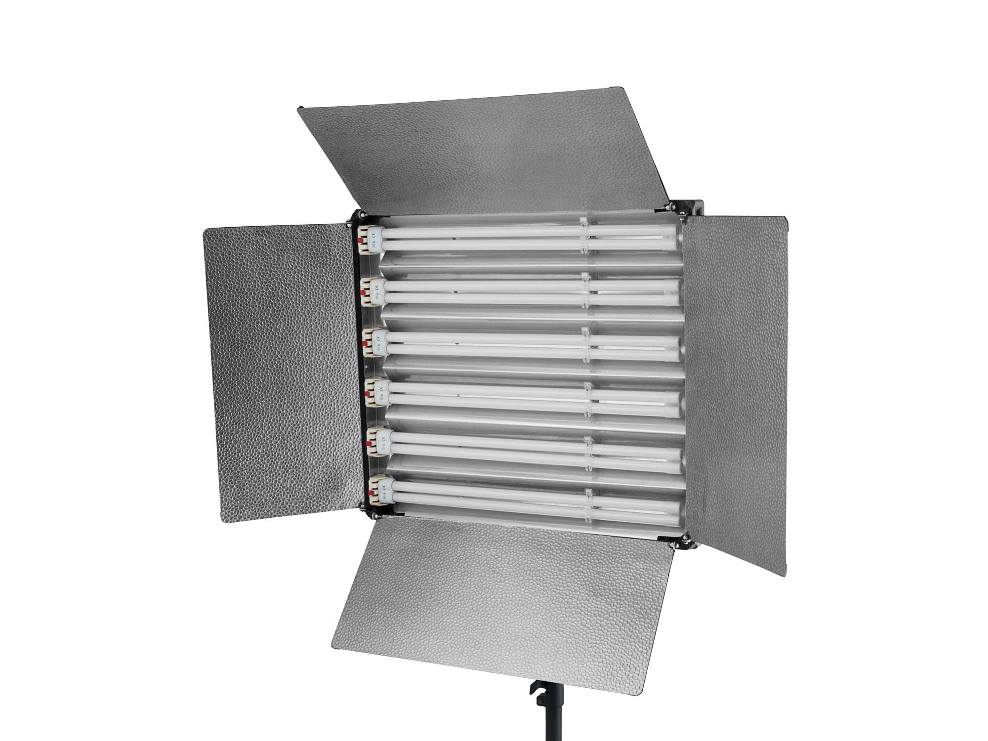Oświetlenie Ciągłe 6 X 55w Z Softboxem Od Fripers