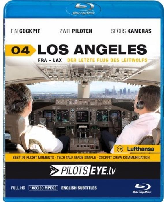 PilotsEYE.tv   LOS ANGELES    Blu-ray Disc    Cock