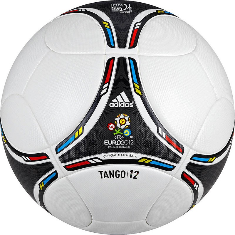 Piłka do piłki nożnej ADIDAS EURO 2012 Tango 12