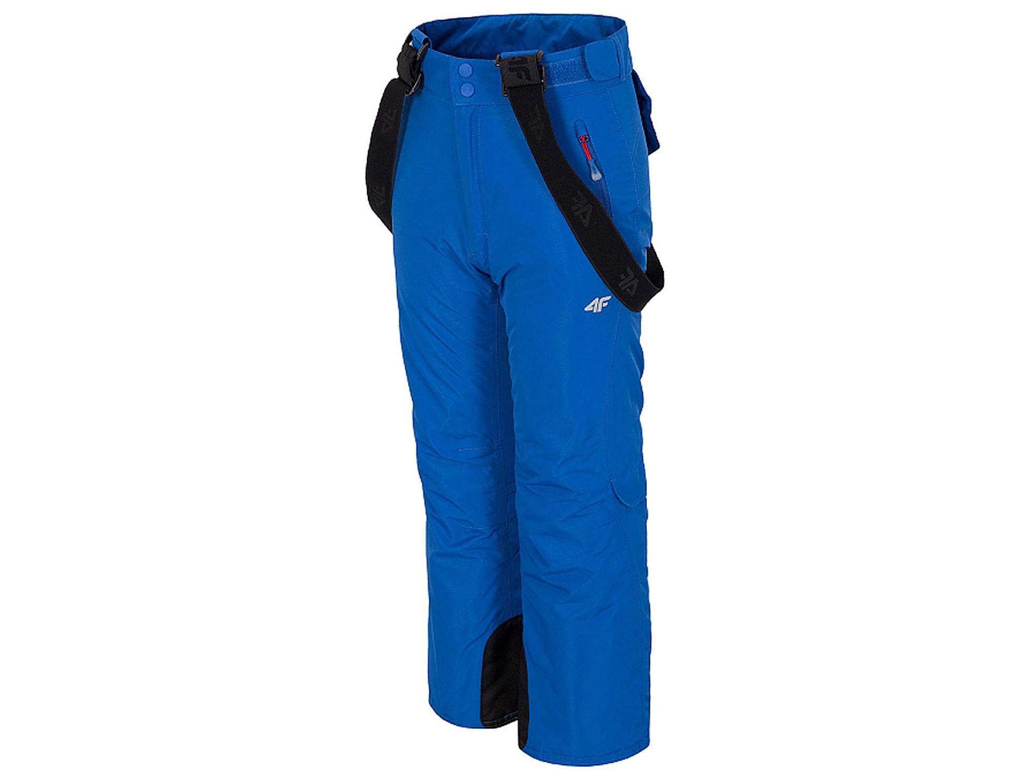 3e6ce28a9d 4F Spodnie narciarskie dla dzieci JSPMN400 -158cm - 7205270197 ...
