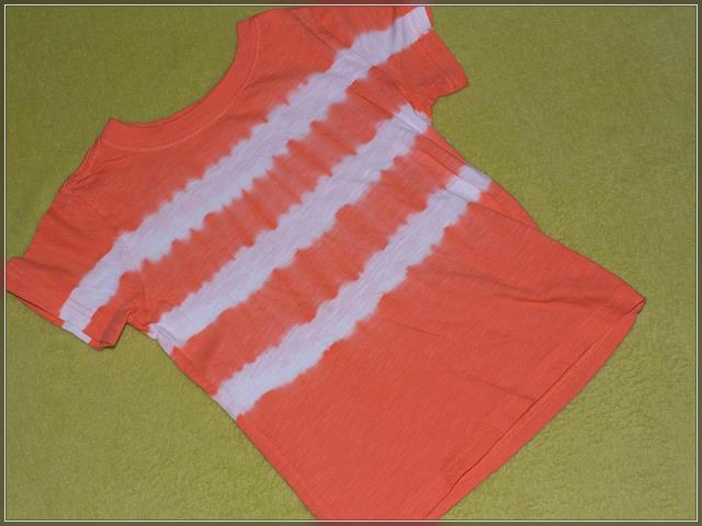 Koszulka ombre CHEROKEE 98cm IDEALNA