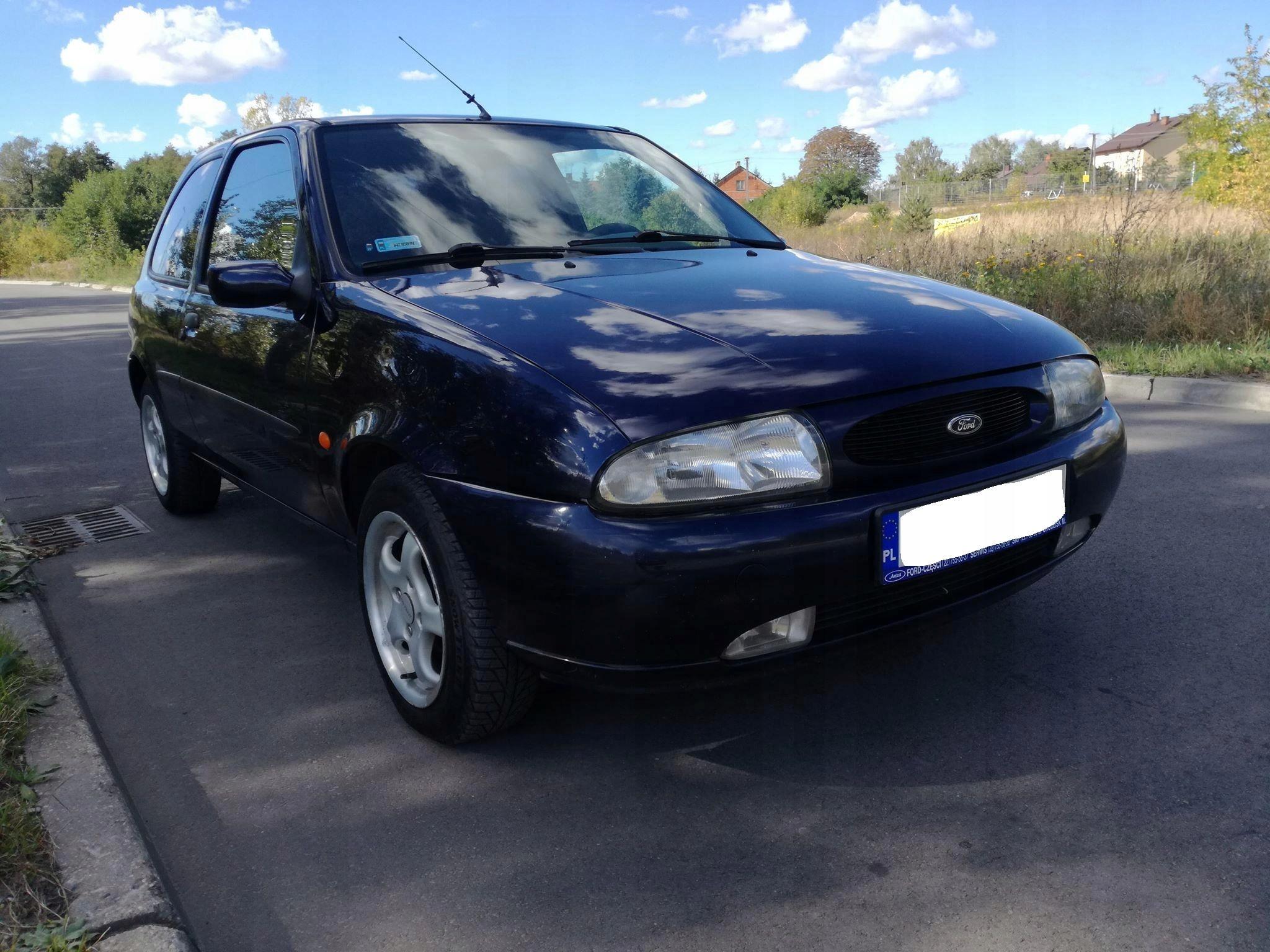 Ford Fiesta 1.25 75KM 1999r.