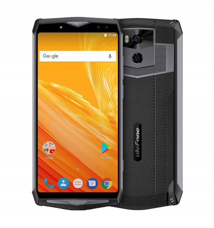 Ulefone Power 5 6/64GB 6 cali 8x2GHz 13000 Szary