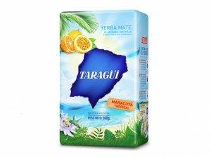 YERBA MATE TARAGUI MARAKUJA (500G, BIO)