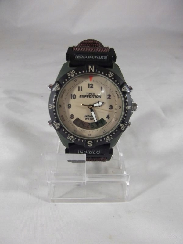07915d41a293ab ZEGAREK TIMEX EXPEDITION CR2016 T49827 OKAZJA - 7701658083 ...