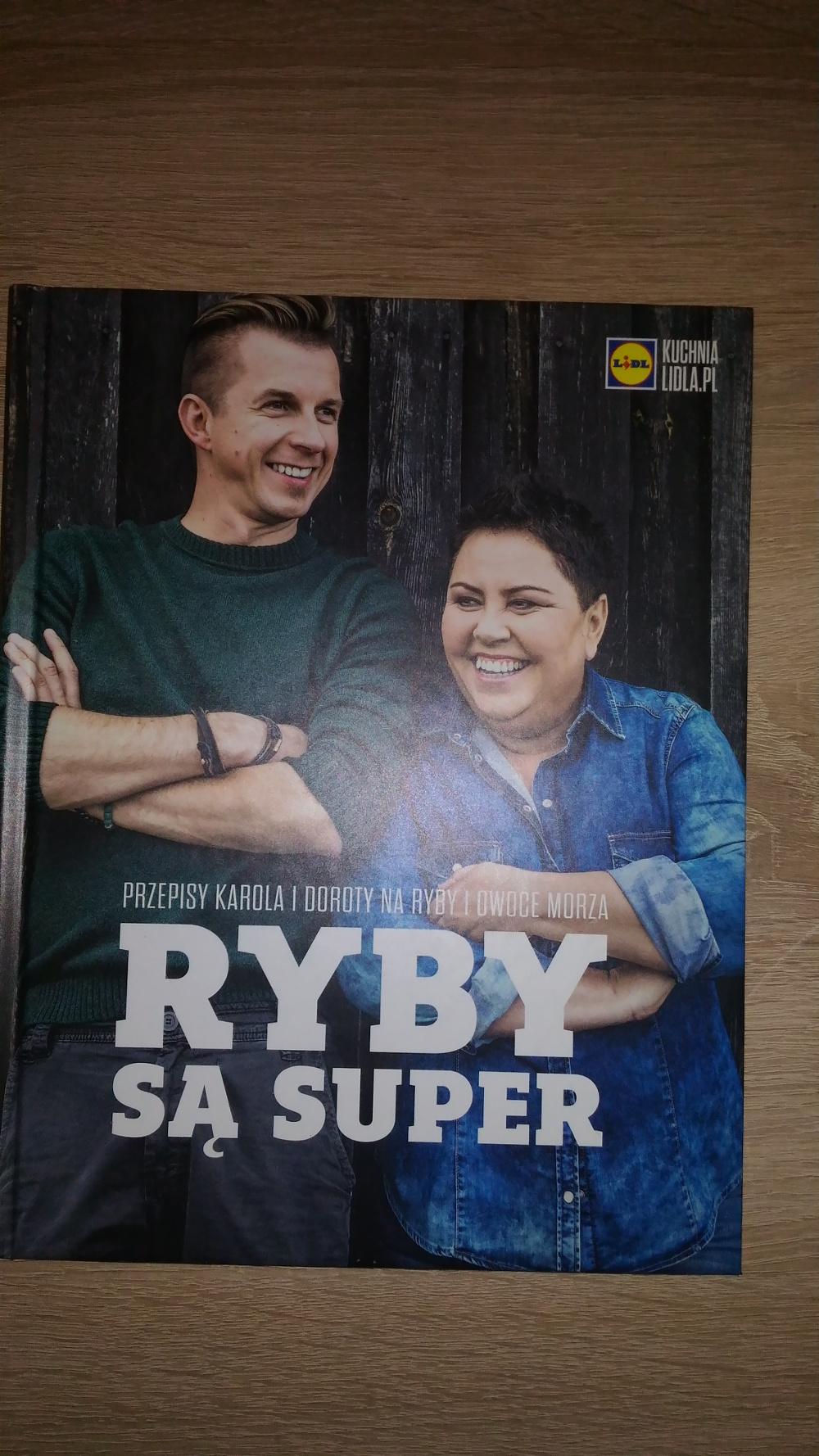 Kuchnia Lidla Ryby Sa Super 7231595142 Oficjalne Archiwum Allegro